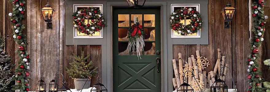 la décoration Noël