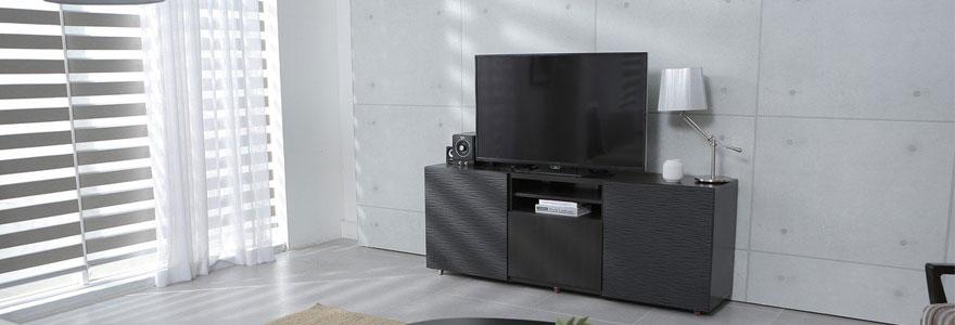 Changez votre meuble TV en atout déco