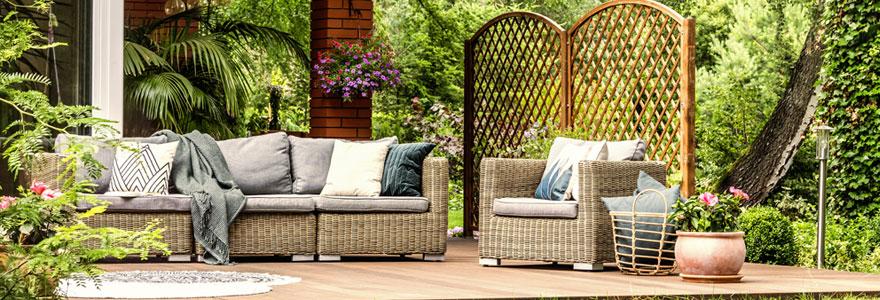 Large gamme de meubles déco en ligne
