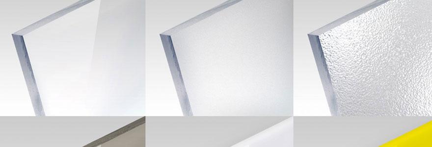 socle en acrylique